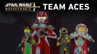 The Aces | Star Wars Resistance thumbnail