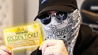 the obama land golden ticket