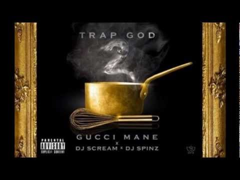 Gucci Mane - Bullet Wound Ft. Lil Wayne, Young Scooter (Trap God 2 Mixtape)