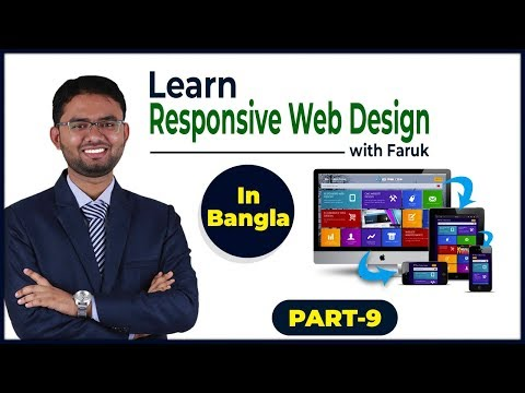 HTML CSS Bangla Tutorial for Beginners Step by Step Guideline PART- 3| (RWD 09) thumbnail
