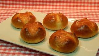 Receta facil de pan de huevo