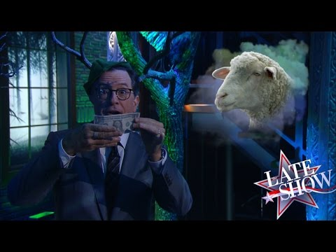 Thumbnail: The Late Show Presents: Money-We-Already-Spent Justification Theater