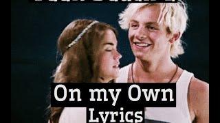 Teen Beach  2 | On My Own lyrics by Ross lynch