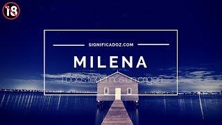 MILENA - Significado del Nombre Milena 🔞 ¿Que Significa?