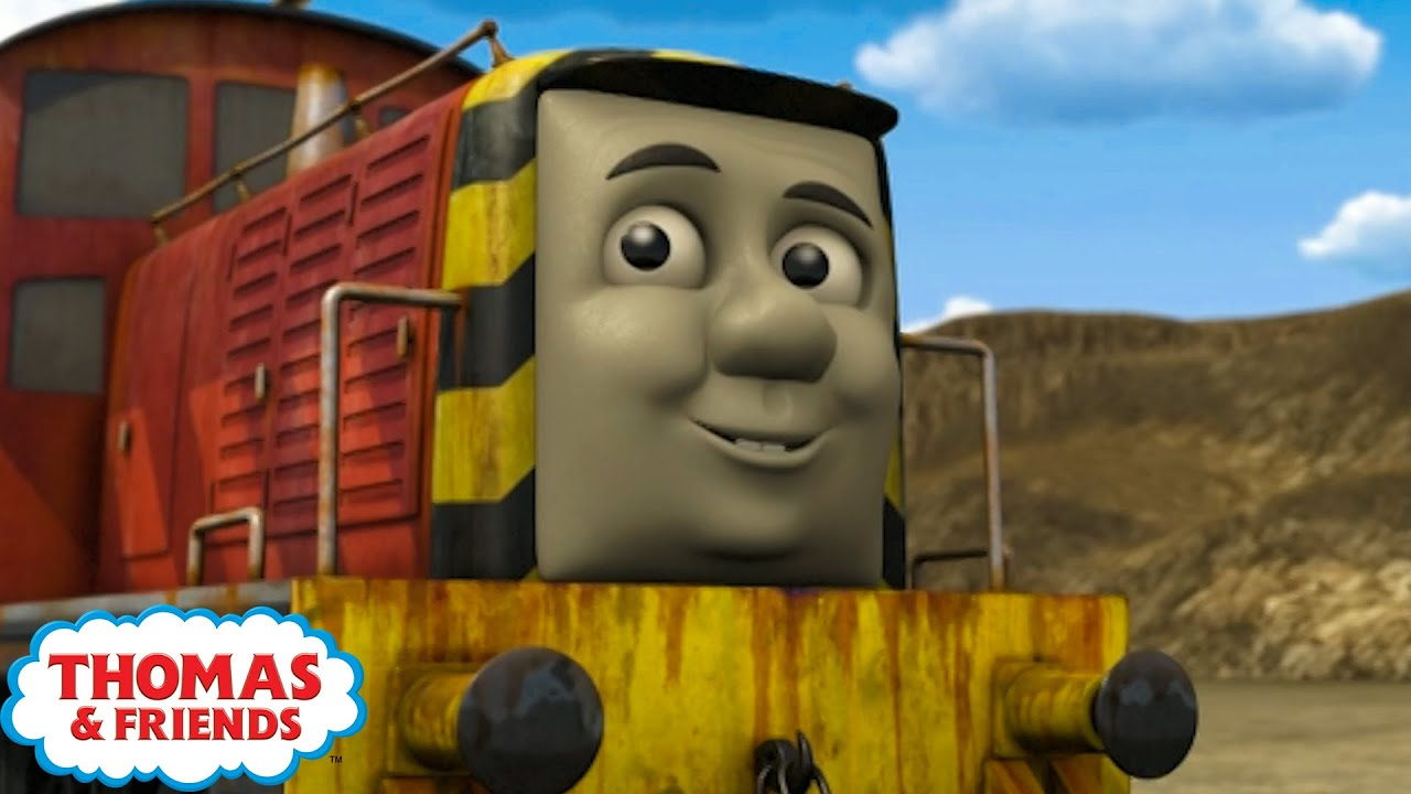 Bust My Buffers! | Thomas & Friends UK | Full Episode | Season 16 | Kids Cartoon
