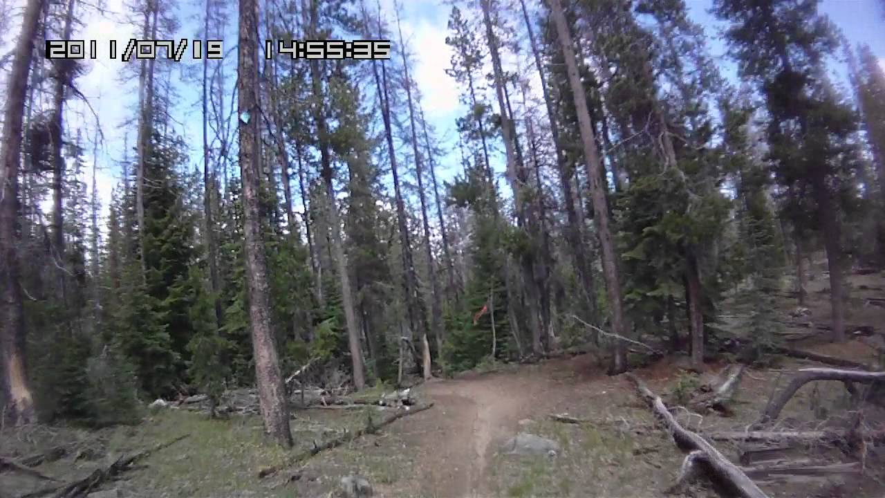 Bend, Oregon Swampy Lakes Trail Mountain Bike Helmet ...