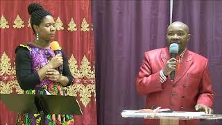 """Furaha ya Mungu ndo Nguvu Zetu"" by Ps. Polydor at Come to Jesus Ministries"