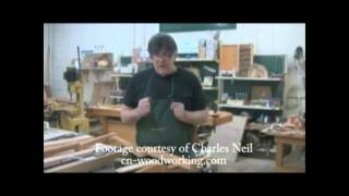 Stumpy Nubs Tip- Charles Neil On Routing Mortises