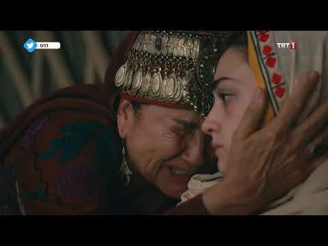 Diriliş Ertuğrul 116. Bölüm Halime Sultan'ın ölümü.