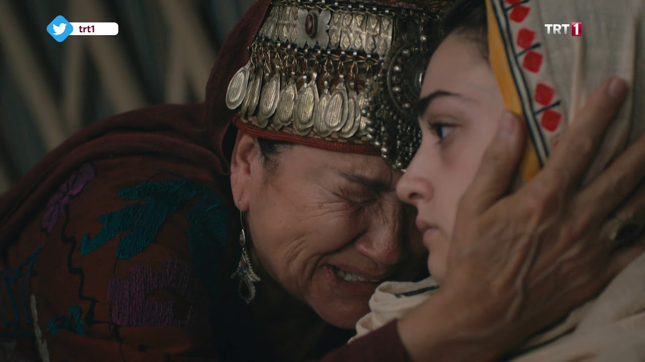 Diriliş Ertuğrul 116  bölüm Halime Sultan'ın ölümü