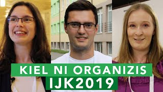 Malantaŭ la kulisoj de IJK 2019 – Kiel ni organizis la Internacian Junularan Kongreson