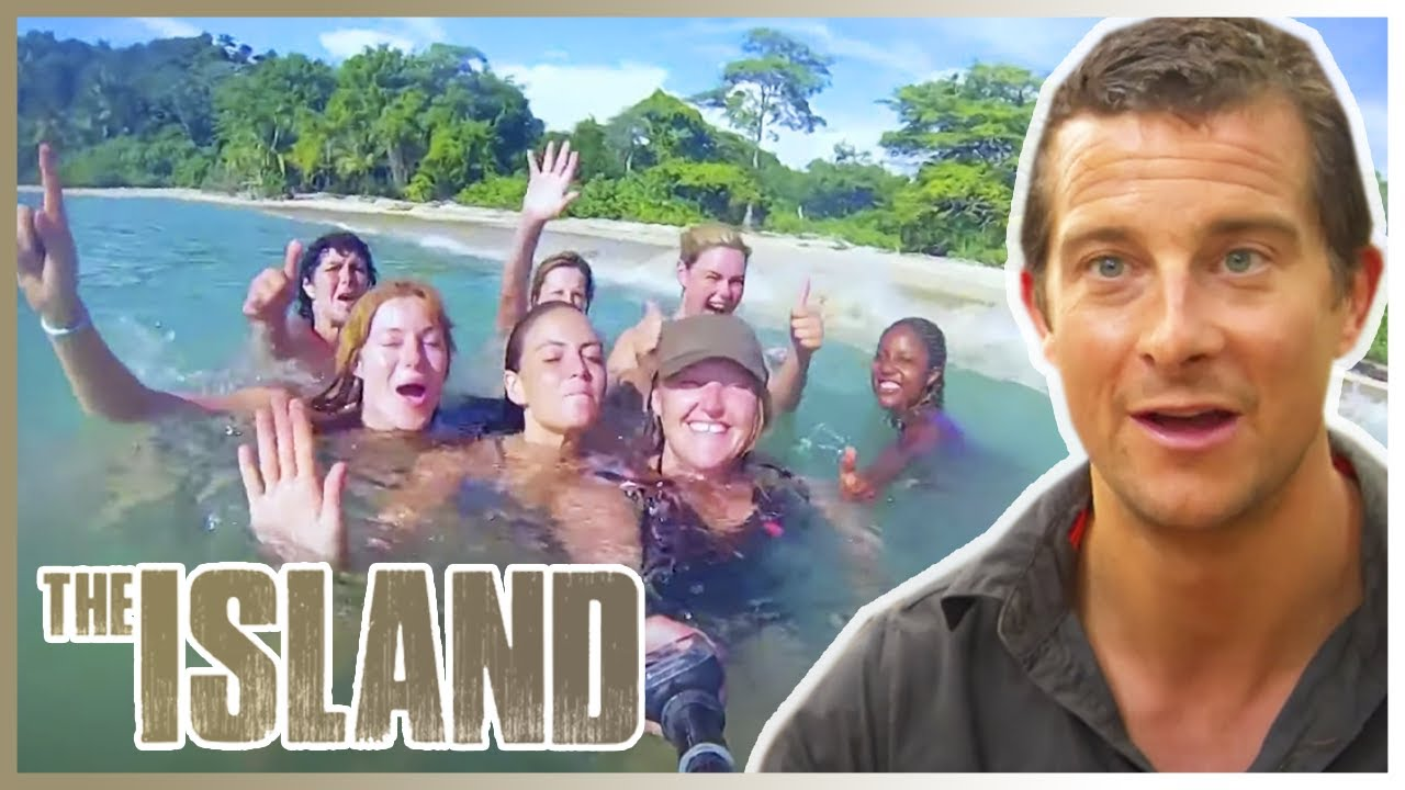 Download Can Women SURVIVE Better Than Men? 🏝️ | The Island With Bear Grylls | S02 E02 | Thrill Zone