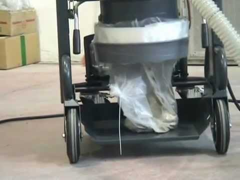 Промышленные пылесосы Karcher компактного класса серии IVC - YouTube