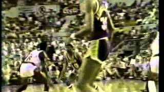 1982 NBA Western Conference Finals Game 1 Lakers/Spurs Intro