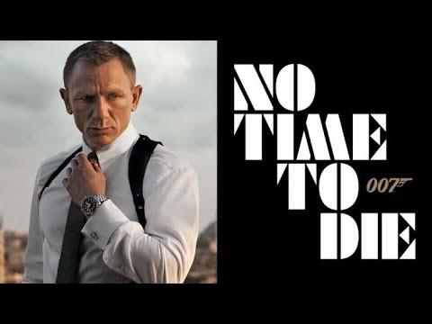 James Bond 007 No Time No Die Trailer Youtube