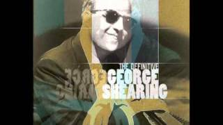SHEARING, George - Lullaby Of Birdland (1952)