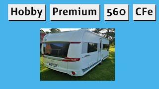 Caravan Hobby Premium 560 CFe