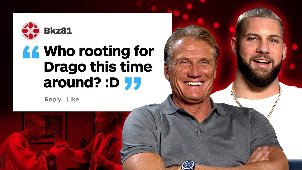 Download Ivan and Viktor Drago Respond to IGN Comments
