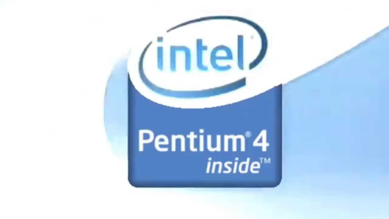 Intel Pentium 4 HT | Download logos | GMK Free Logos