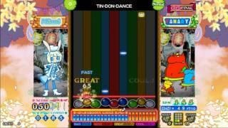 [pop'n music éclale] TIN-DON-DANCE (チンドンダンス) (N)