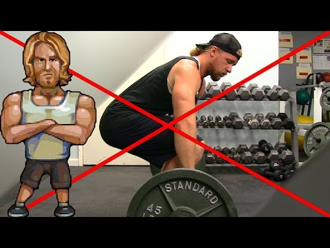 Deadlifts - 5 Most Common Deadlift Mistakes