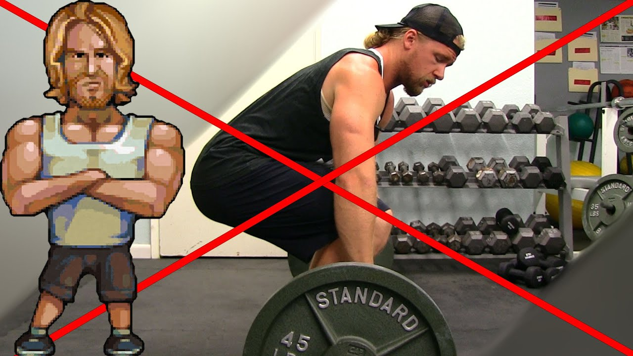 Deadlifts - 5 Most Common Deadlift Mistakes - YouTube