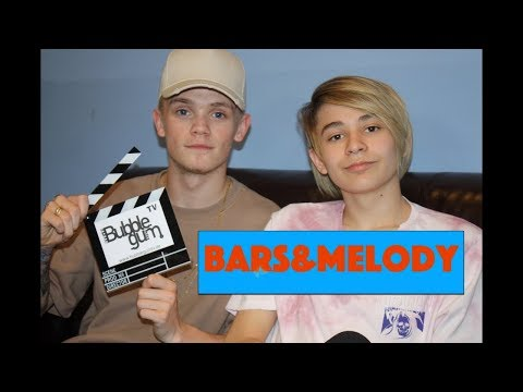 """Bars and Melody - """"1000 Years"""" Interview in Berlin"""