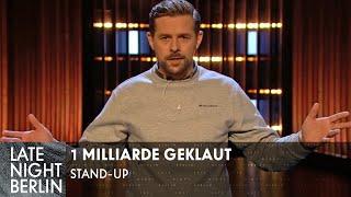 1 MILLIARDE wurde geklaut! Dresden sucht kleine Täter | Stand-Up | Late Night Berlin | ProSieben