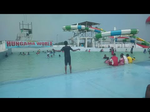 Hungama Water Park - Bihta , Patna ~ Brazil Sound Mix
