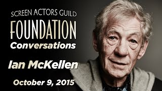 Conversations with Sir Ian McKellen