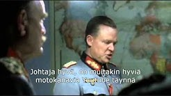 Hitler kuulee xUUBELz kanavan lopetuksesta.