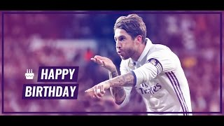 Find out what Sergio Ramos has planned for his 31st birthday!
