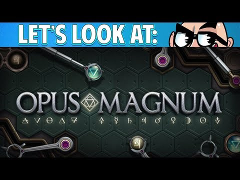 Let's Look At: Opus Magnum!