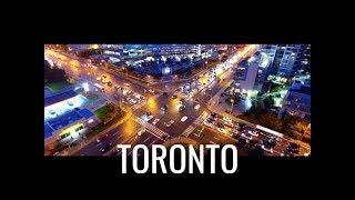 Toronto - a East of Yonge Street - 4K