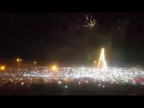 mosul - Iraq 2017/2017 new year celebration