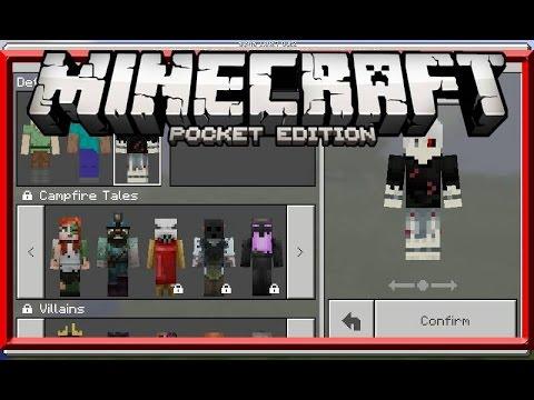 แจก Skin Tokyo Ghoul ผปอบโตเกยว Minecraft PE Thailand YouTube - Skins para minecraft pe tokyo ghoul
