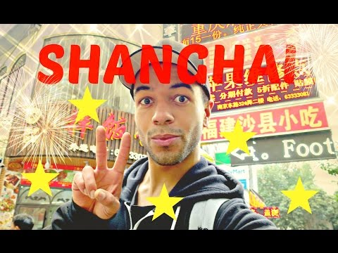 Layover in Shanghai