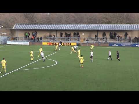 FA TROPHY: Dorchester Town 3-1 AFC Totton