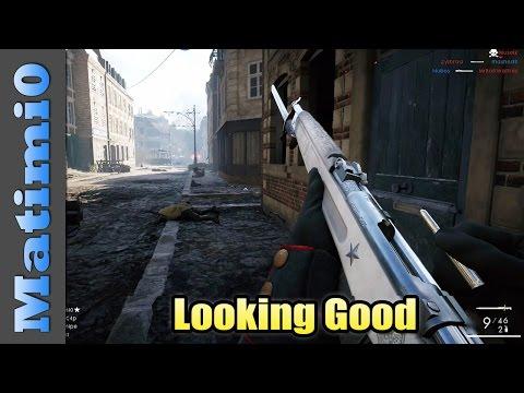 Battlefield 1-  Looking Good - New City Map