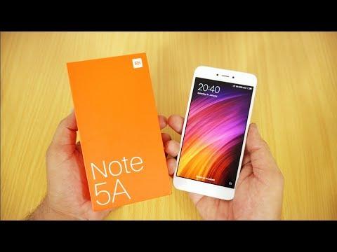 Xiaomi Redmi Note 5A Unboxing & First Look! [Urdu/Hindi]