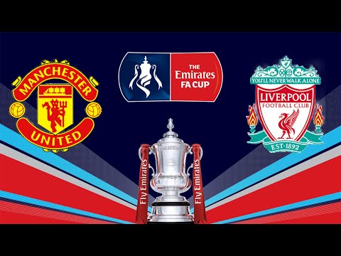 FIFA 21   Manchester United vs Liverpool   4th Round FA Cup 2021   Full Gameplay