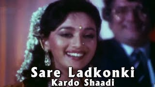 Sare Ladkonki Kardo Shaadi | Movie Deewana Mujh Sa Nahin | Dance Song