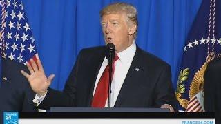 ترامب يطلق مشروع بناء الجدار الفاصل مع المكسيك