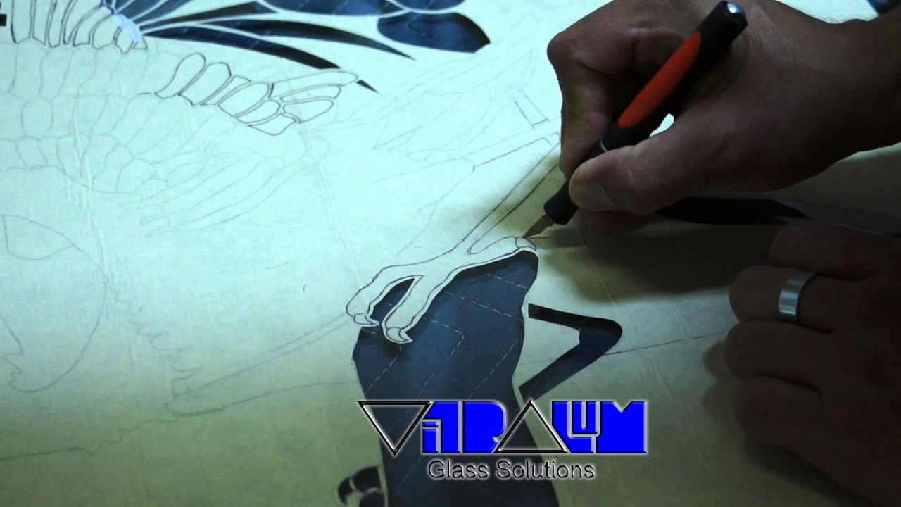 Vitralum Glass Solutions How To Etch Glass Panels And