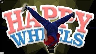 Happy Wheels: Break Dance - Part 62