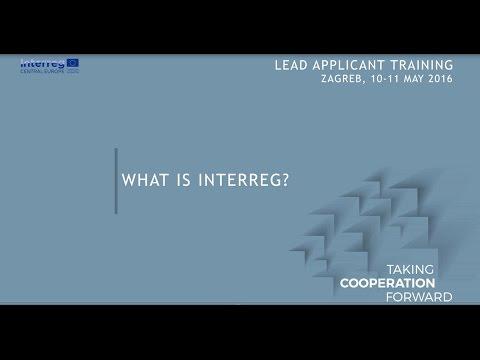 What is Interreg?