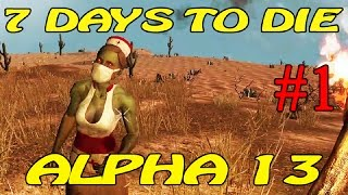 Скачать 7 Days To Die Альфа 13 1 16