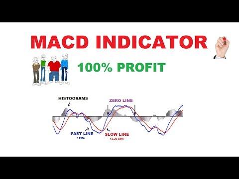 Macd Trading Strategy 100% Profit