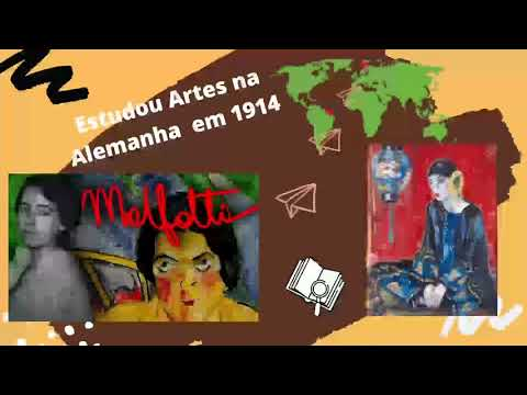 CEIC em Casa | Artistas Brasileiros: Anita Malfatti