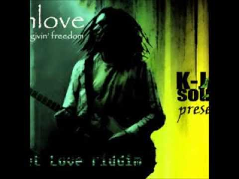 K-Jah feat. Jahlove - Love is givin' freedom
